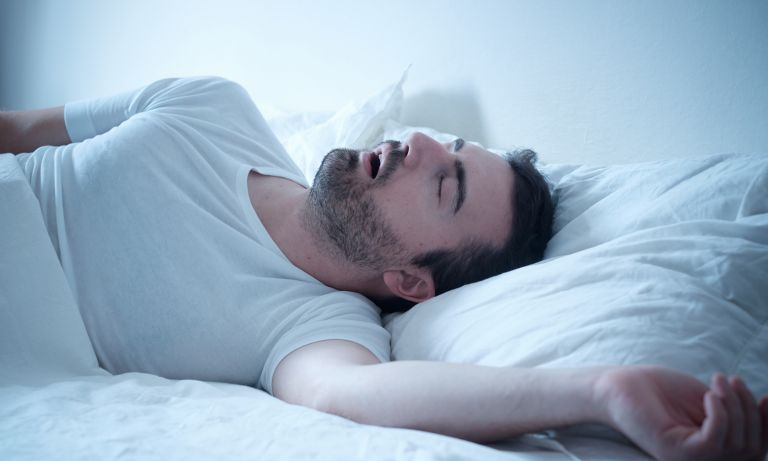 Sleep Apnea in Men